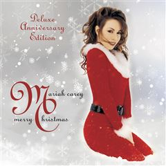 CD2 Mariah Carey - Merry Christmas - Sanborns