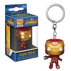 Llavero Iron-Man Funko Pop - Sanborns