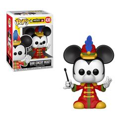 Funko Pop Disney - Mickeys 90 - Sanborns