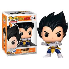 Funko Pop Dragon Ball Vegeta - Sanborns