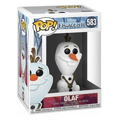 Funko Pop Disney - Frozen 2 Olaf - Sanborns