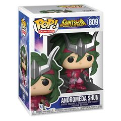Funko Pop Animation Saint Seiya Andromeda Shun - Sanborns
