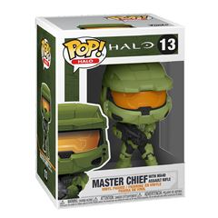 Funko Pop Halo Master Chief - Sanborns
