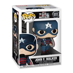 POP Marvel  The Falcon and the Winter Soldier- John F. Walker - Sanborns