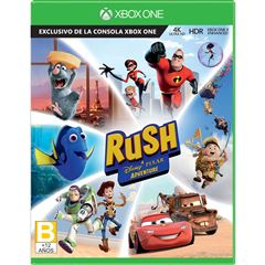 Xbox One Rush HD - Sanborns