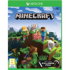 Xbox One Minecraft Explorers Pack - Sanborns