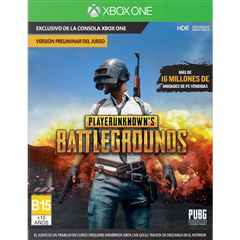 Xbox One Playerunknown's Battlegrounds - Sanborns