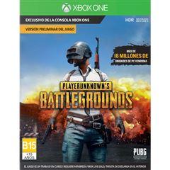 Xbox One Playerunknown's Battlegrounds - Sanborns