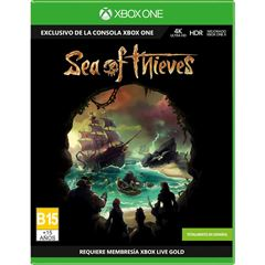 Xbox One Sea Of Thieves - Sanborns