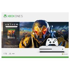 Consola Xbox One S 1TB Anthem - Sanborns