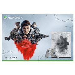Xbox One X 1TB Gears of War 5 - Sanborns