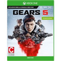 Preventa Xbox One Gears Of War 5 - Sanborns