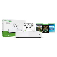 Consola Xbox One S Blanco All Digital 2 - Sanborns