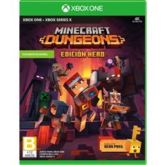 Xbox One Minecraft Dungeons Hero Edición Hero - Sanborns