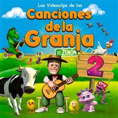 CD Los Videoclips de las Canciones de La Granja De Zenón, Vol. 2 - Sanborns