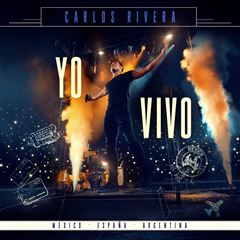 CD/DVD Carlos Rivera-Yo Vivo - Sanborns
