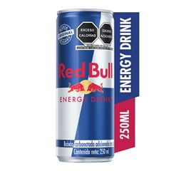 Bebida Energetizante Red Bull 250 ml - Sanborns