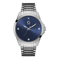 Reloj G By Guess Caballero Intent G84091G1 - Sanborns