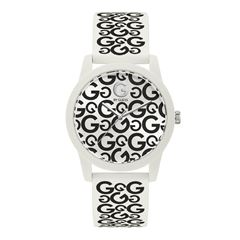 Reloj G By Guess G Craze Blanco Logo G59042L1 Para Dama - Sanborns