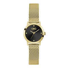 Reloj G By Guess Aspire Dorado Para Dama - Sanborns