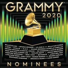 CD 2020 Varios - 2020 Grammy Nominees - Sanborns