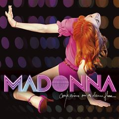 CD Madonna - Confessions On A Dance Floor - Sanborns