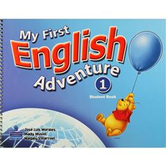 My First English Adventure 1 Sb (Version Americana) - Sanborns
