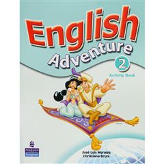 English Adventure 2 Wb (Version Americana) - Sanborns