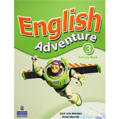 English Adventure 3 Wb (Version Americana) - Sanborns