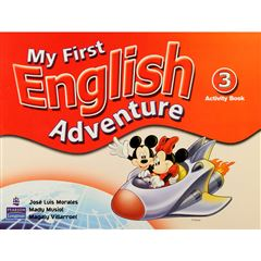 My First English Adventure 3 Wb (Version Americana) - Sanborns