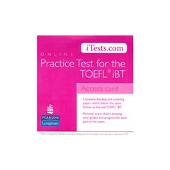 Toefl Ibt Access Card - Sanborns
