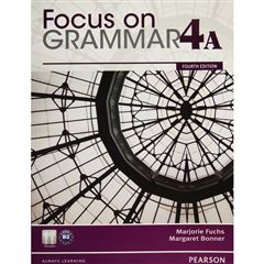Focus On Grammar 4 Sb A 4Ed - Sanborns
