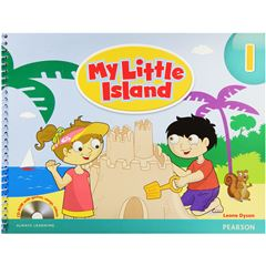 My Little Island 1 Sb With Cd Rom (American English) - Sanborns