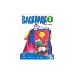 Backpack 1 Sb With Cd Rom 2 Ed - Sanborns