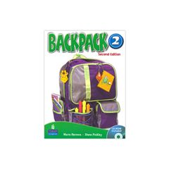 Backpack 2 Sb With Cd Rom 2 Ed - Sanborns