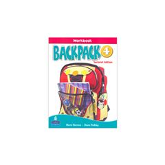 Backpack 4 Wb 2Ed - Sanborns