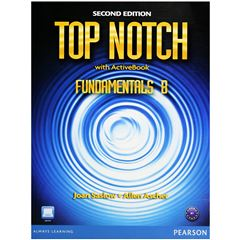 Top Notch Fundamentals Wb Split B With Super Self Study Cd-R - Sanborns
