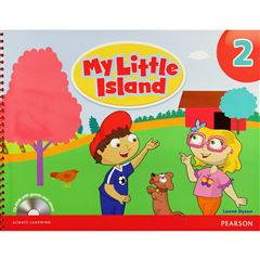 My Little Island 2 Sb With Cd Rom (American English) - Sanborns