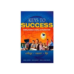 Keys To Success: Building Analytical, Creative, And Practica - Sanborns
