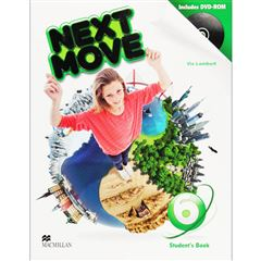 Next move students book 6 C / DVD - Sanborns