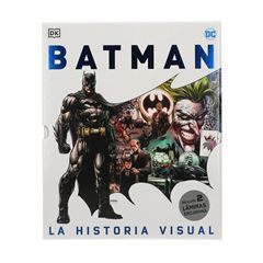Batman la historia visual - Sanborns