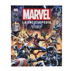 Marvel la enciclopedia - Sanborns