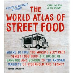 The world Atlas of Street food - Sanborns
