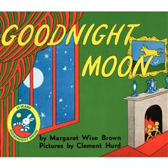 Goodnight Moon Board book - Sanborns