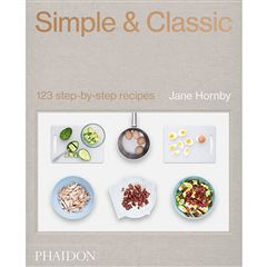 Simple & Classic. 123 step-by-steps recipes - Sanborns