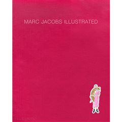 Marc Jacobs illustrated - Sanborns