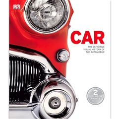 Car, Definitive Visual History - Sanborns