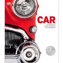 Car, Definitive Visual History - Sanborns