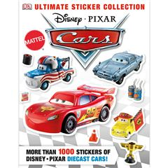 Ultimate Sticker Collection: Disney Pixar Cars - Sanborns