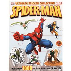 Ultimate Sticker Collection: Spider-Man - Sanborns
